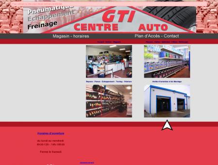 Magasin - GTI Castelnaudary : pièces auto,...