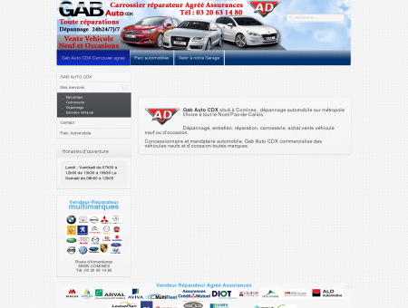 Gab Auto CDX Carrossier agree