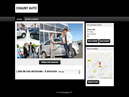 Chauny Auto : vente véhicules occasion,...