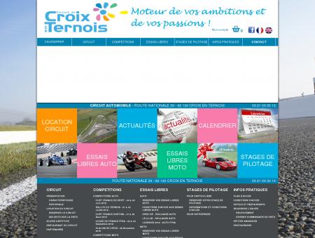 Circuit de Croix en Ternois - SITE OFFICIEL -...