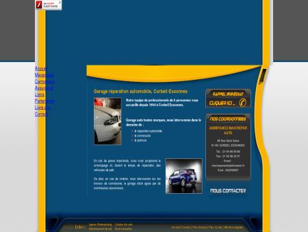 Garage auto Corbeil - ASSISTANCE MAXI...