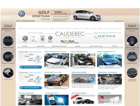 CAUDEBEC AUTOMOBILES