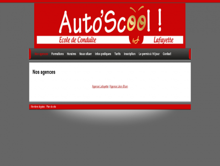Auto'Scool | Auto école Clermont-Ferrand