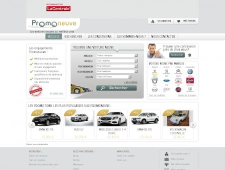 Autos neuves | promoneuve.fr