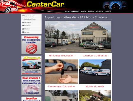 Center Car Courcelles Occasions Caravanes...