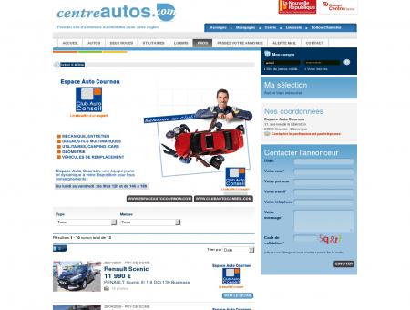 Espace Auto Cournon - Professionnel de...