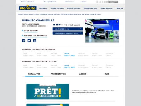 Norauto Charleville - Garage CHARLEVILLE...