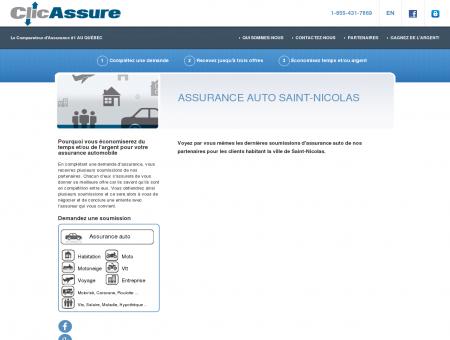 Assurance auto Saint-Nicolas | Assurance auto...