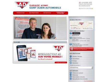 Accueil - SAINT AUBIN AUTOMOBILE - Accueil ...