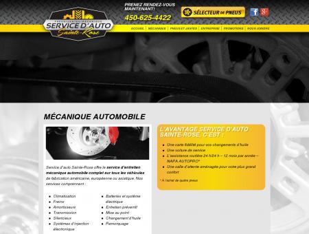 Mécanique automobile - Laval | Service Auto...