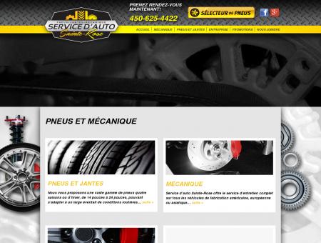 Pneus et mécanique - Laval | Service Auto Ste...