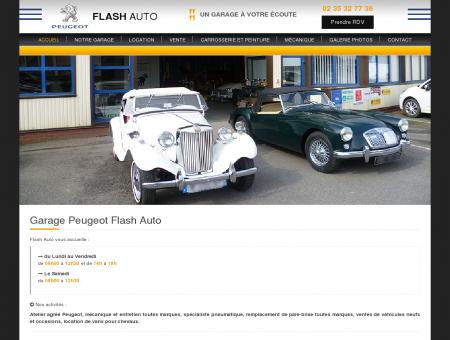 flash auto - Réparation voiture, entretien...
