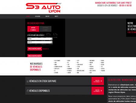 Mandataire Automobile sur Saint-Priest - S3...