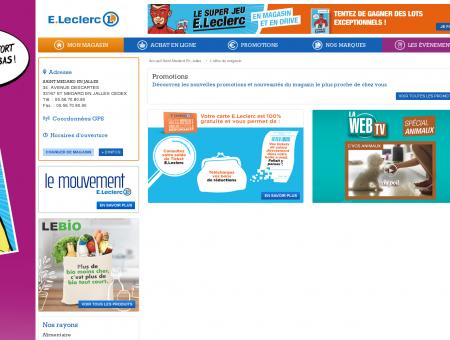 E.Leclerc ST MEDARD EN JALLES - SAINT...