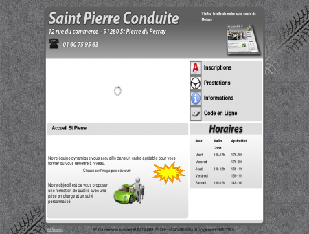 Accueil St Pierre