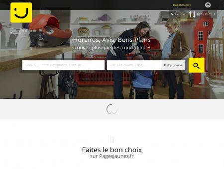 Le garage Saint Laurent Autos dans le Loir-et...