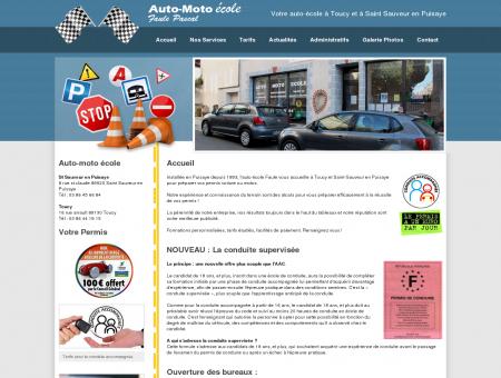 Auto-moto école Pascal Faule, auto-école à...
