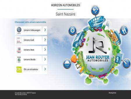 Horizon Auto: concessionnaire des marques...