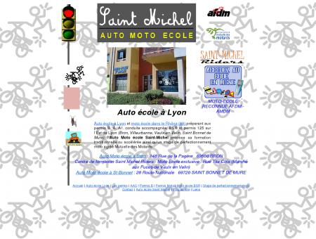 Auto moto école Saint-Michel
