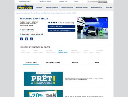 Norauto Saint Maur - Garage Saint Maur,...