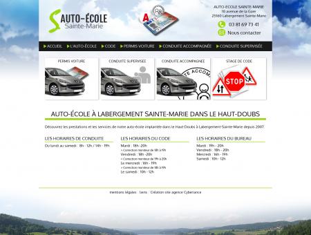 Auto-école Haut-Doubs Labergement Sainte...
