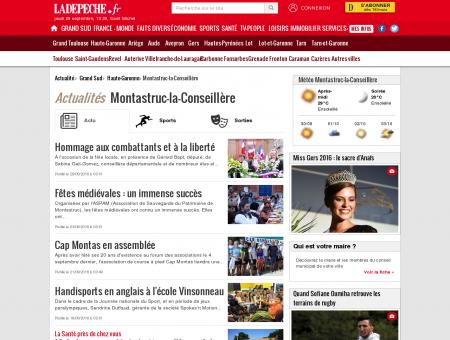 Actualités Montastruc-la-Conseillère - Haute...