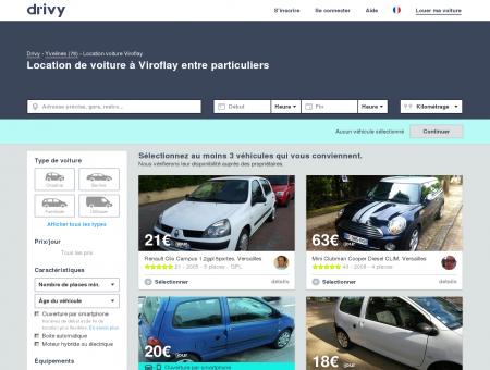 Location Auto Viroflay | drivy.com