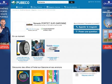 Norauto PORTET SUR GARONNE - Promo et...