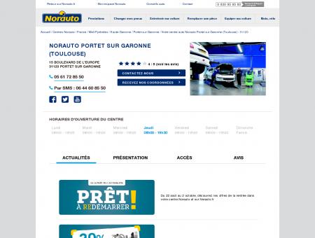Norauto Portet sur Garonne (Toulouse) -...