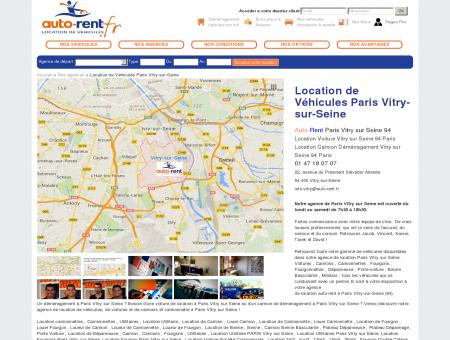 AUTO-RENT Location de véhicules - voitures et...