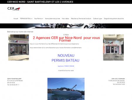 Accueil - CER St Barthelemy Auto-Moto Ecole