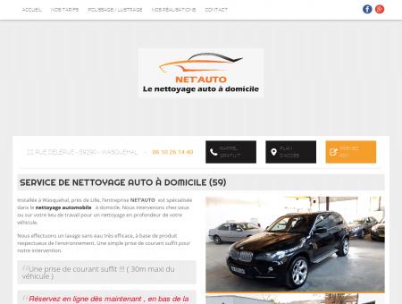 Accueil | Net'Auto | Wasquehal (59)