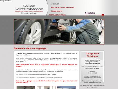 Garage Auto Sens, Garage Saint Christophe,...