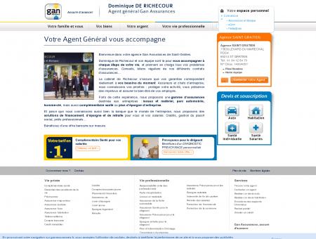 Agence Gan Assurances à St Gratien : auto, santé