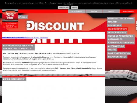 Automobiles (pièces, accessoires) - Discount...