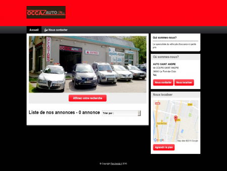 AUTO SAINT ANDRE : vente véhicules occasion ...