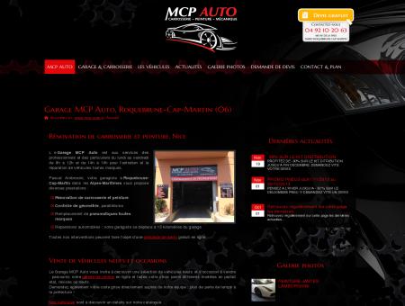 Garage MCP Auto, Roquebrune-Cap-Martin (06)