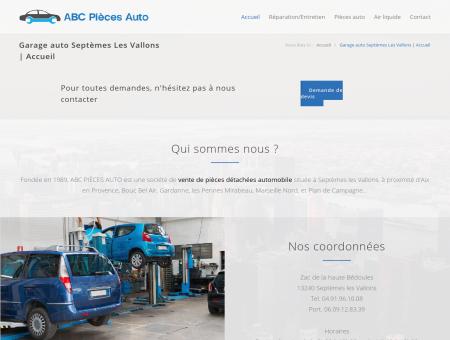 Garage Auto - Pièces Détachées Auto -...