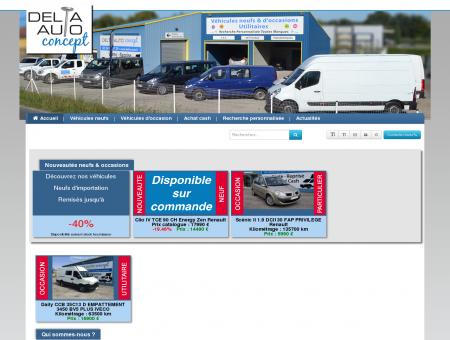 Accueil > DELTA AUTO CONCEPT > 09120...