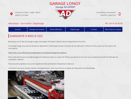 Garage Riscle - GARAGE LONGY : vehicule...