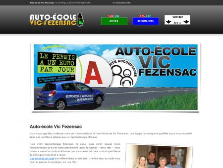 Auto école Vic-Fezensac