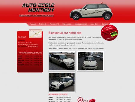 Accueil - Auto-Ecole Montigny - auto école à...