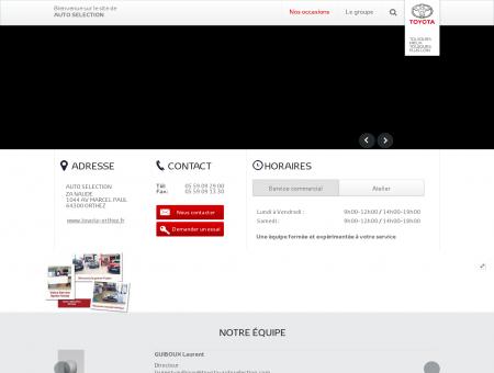 AUTO SELECTION - Concession Toyota -...