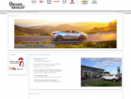Groupe Guillet - OPEL CHEVROLET HYUNDAI ...