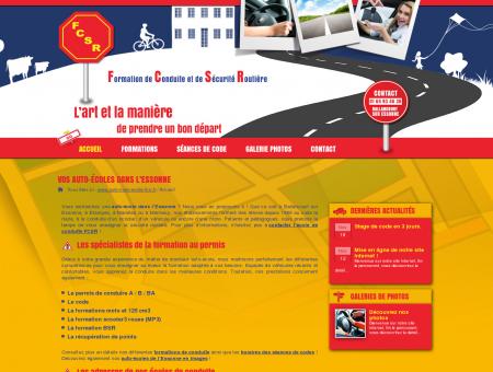 Auto-écoles Essonne : formations conduite...