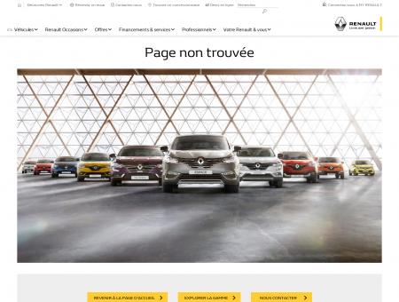 Informations générales - CENTRE AUTO...