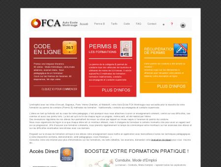 FCA Auto Ecole Montrouge - Permis B (Hauts...