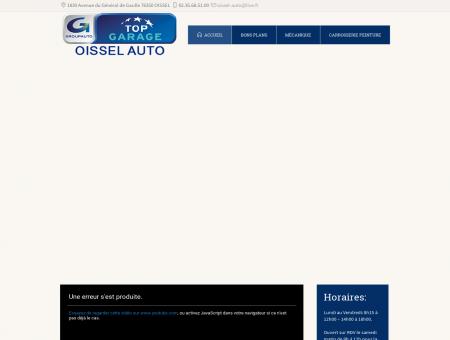 OisselAuto - Accueil