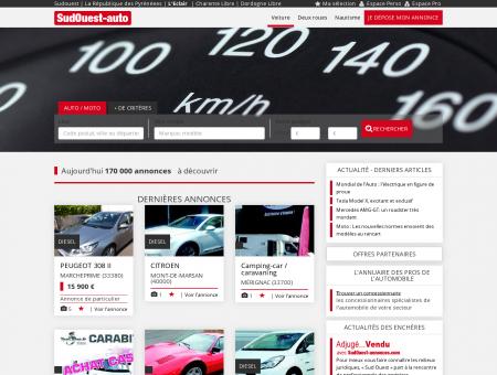 Auto / moto - Le spécialiste des annonces du...