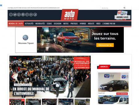 Automoto - Magazine de l'actualité auto et moto